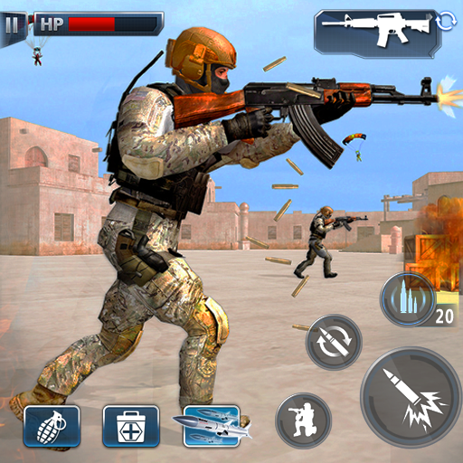 Special Ops 2020: Multiplayer Shooting Games 3D  1.1.3 MOD APK Dwnload – free Modded (Unlimited Money) on Android