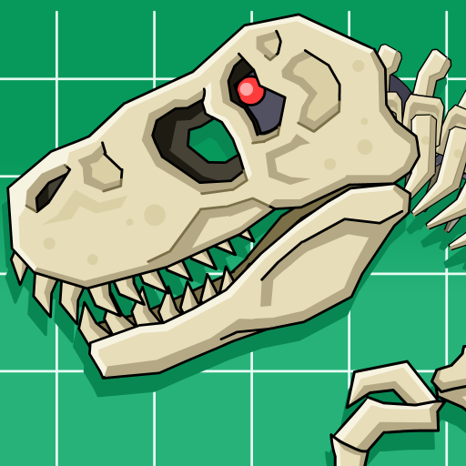 T-Rex Dinosaur Fossils Robot Age 2.6 MOD APK Dwnload – free Modded (Unlimited Money) on Android
