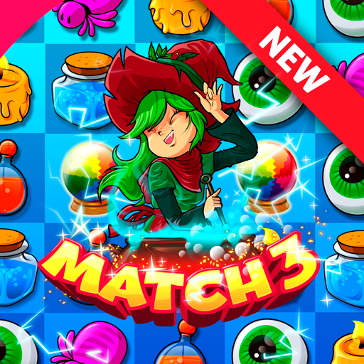 The Apprentice Witch – Puzzle Match 3 Game 3 MOD APK Dwnload – free Modded (Unlimited Money) on Android
