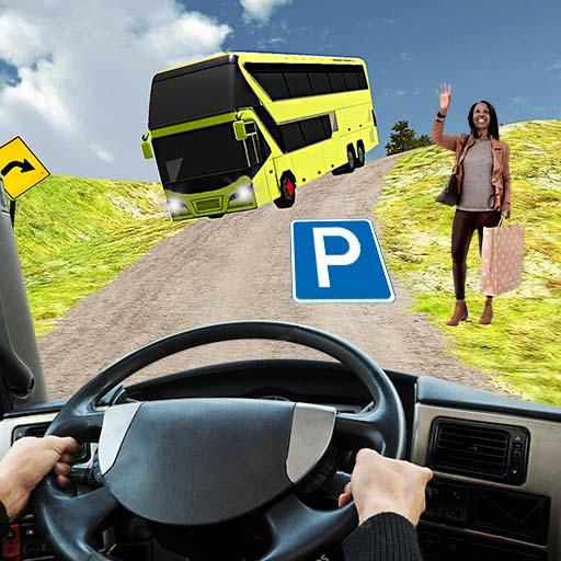 Tourist Coach Sim – Off-road Bus Transport Driver 1.0 MOD APK Dwnload – free Modded (Unlimited Money) on Android