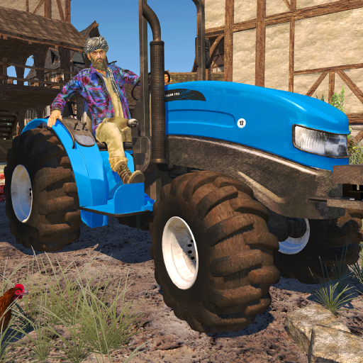 Tractor Farming – Big Farm Simulator Tractor Games  1.26 MOD APK Dwnload – free Modded (Unlimited Money) on Android