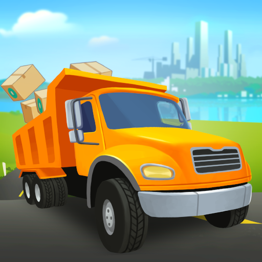 Transit King Tycoon Seaport and Trucks 4.12 MOD APK Dwnload – free Modded (Unlimited Money) on Android