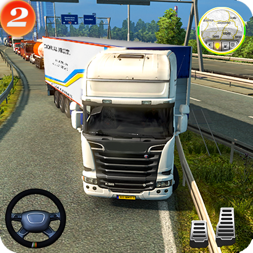 US Heavy Modern Truck: Grand Driving Cargo 2020 1.0 MOD APK Dwnload – free Modded (Unlimited Money) on Android