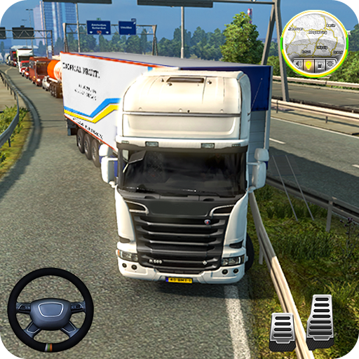 US Heavy Modern Truck: Grand Driving Simulator 3D 1.0 MOD APK Dwnload – free Modded (Unlimited Money) on Android