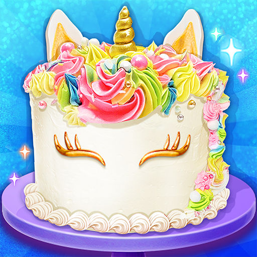 Unicorn Food – Cake Bakery 2.1 MOD APK Dwnload – free Modded (Unlimited Money) on Android