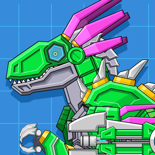 Velociraptor Rex Dino Robot 2.5 MOD APK Dwnload – free Modded (Unlimited Money) on Android