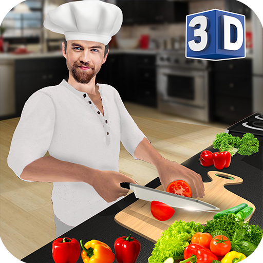 Virtual Chef Cooking Game 3D: Super Chef Kitchen 2.4.3 MOD APK Dwnload – free Modded (Unlimited Money) on Android