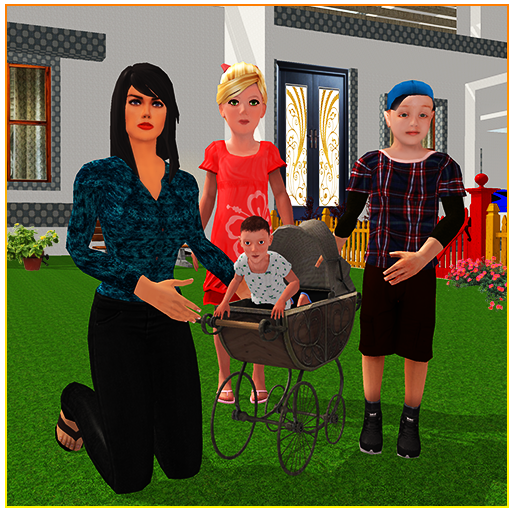 Virtual Single Mom Simulator: Family Mother Life 1.17 MOD APK Dwnload – free Modded (Unlimited Money) on Android