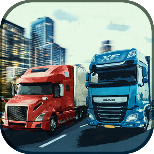 Virtual Truck Manager Tycoon trucking company  1.1.55 MOD APK Dwnload – free Modded (Unlimited Money) on Android