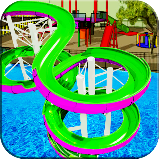 Water Slide Games Simulator 1.1.7 MOD APK Dwnload – free Modded (Unlimited Money) on Android