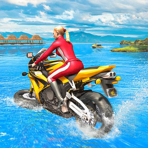 Water Surfer Racing In Moto 1.7 MOD APK Dwnload – free Modded (Unlimited Money) on Android