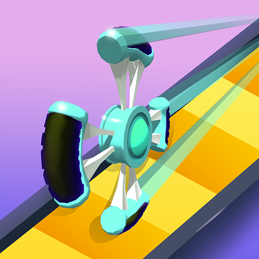 Wheels Run 3D 1.2.8 MOD APK Dwnload – free Modded (Unlimited Money) on Android