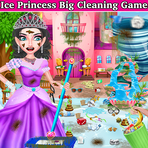 Winter Princess Big House Cleaning- Home Cleaning 1.1 MOD APK Dwnload – free Modded (Unlimited Money) on Android