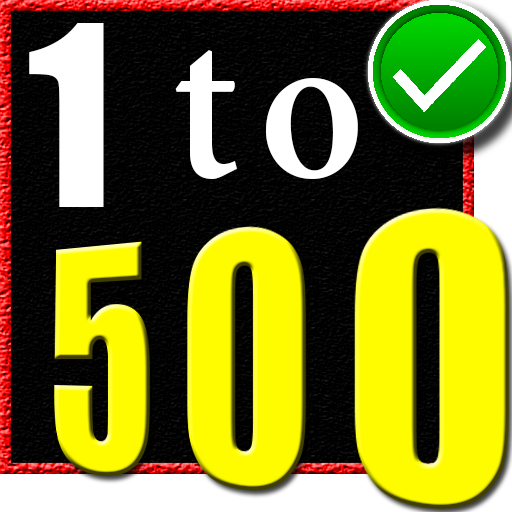 1 to 500 number counting game 5 MOD APK Dwnload – free Modded (Unlimited Money) on Android
