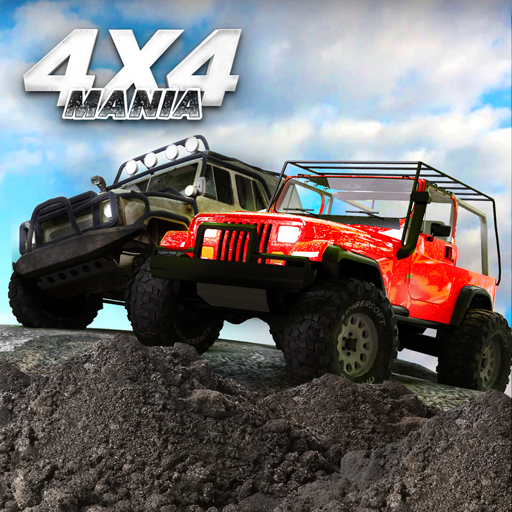 4×4 Mania: SUV Racing 4.21.05  MOD APK Dwnload – free Modded (Unlimited Money) on Android