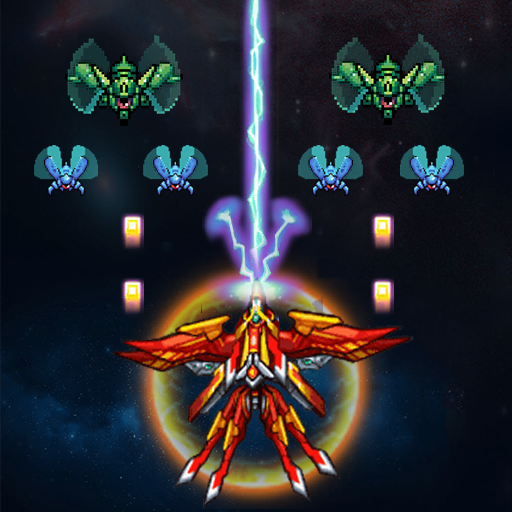 Alien Attack: Galaxy Invaders 1.3.6 MOD APK Dwnload – free Modded (Unlimited Money) on Android