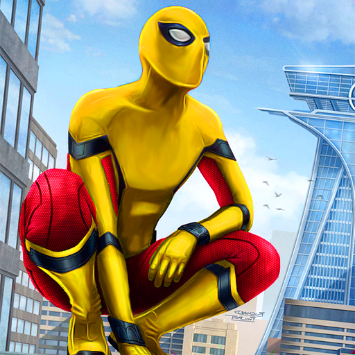 Amazing Spider Hero: Ninja Stickman Rope Hero 3D 1.0 MOD APK Dwnload – free Modded (Unlimited Money) on Android