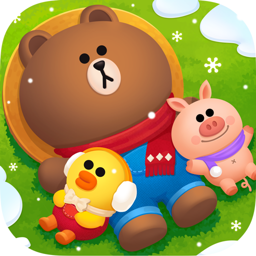 LINE BROWN FARM  3.2.2 MOD APK Dwnload – free Modded (Unlimited Money) on Android