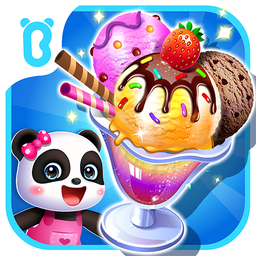 Baby Panda's Ice Cream Shop  8.55.00.00 MOD APK Dwnload – free Modded (Unlimited Money) on Android