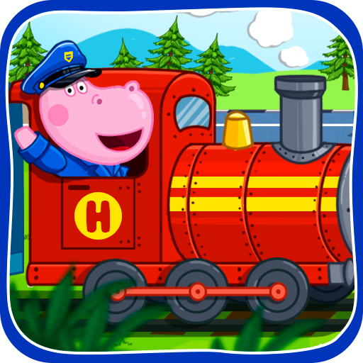 Baby Railway-Train Adventure 1.3.7  MOD APK Dwnload – free Modded (Unlimited Money) on Android