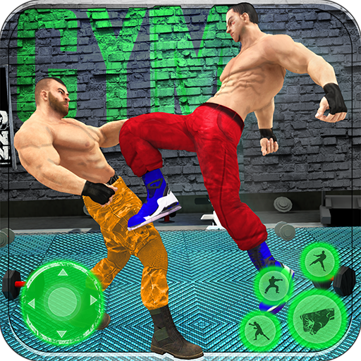 Bodybuilder Fighting Games: Gym Wrestling Club PRO 1.2.6 MOD APK Dwnload – free Modded (Unlimited Money) on Android