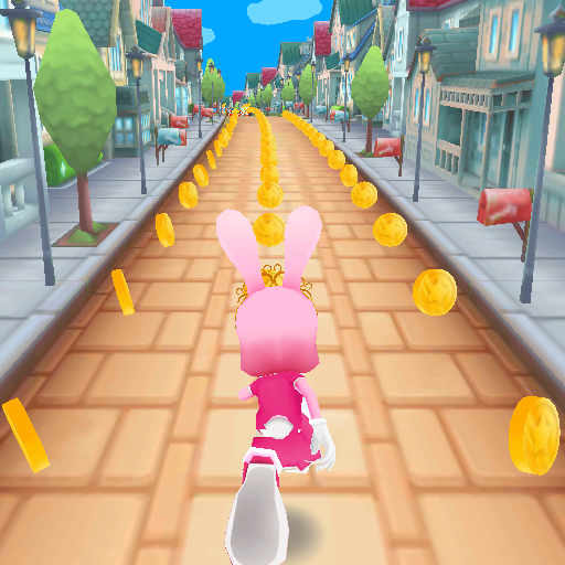 Bunny Run – Bunny Rabbit Game 1.3.0 MOD APK Dwnload – free Modded (Unlimited Money) on Android