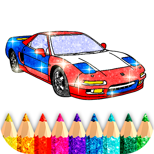 Car Coloring Game offline🚗  1.7 MOD APK Dwnload – free Modded (Unlimited Money) on Android