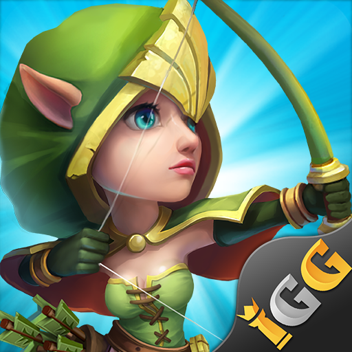 Castle Clash: Regu Royale  1.7.7 MOD APK Dwnload – free Modded (Unlimited Money) on Android