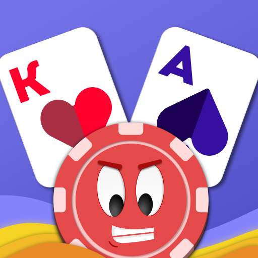 Chips of Fury: Free Poker with Friends 4.1.3  MOD APK Dwnload – free Modded (Unlimited Money) on Android