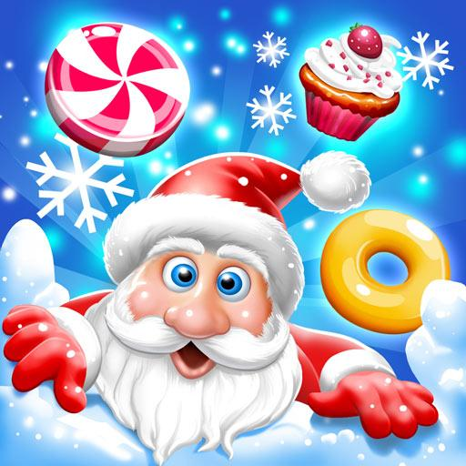 Christmas Candy World – Christmas Games 1.9.4 MOD APK Dwnload – free Modded (Unlimited Money) on Android