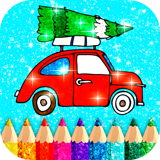 Christmas Coloring Game offline❄️🎄🎨 1.4 MOD APK Dwnload – free Modded (Unlimited Money) on Android