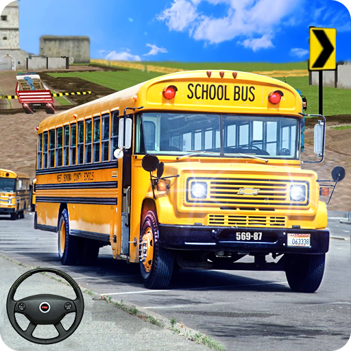 City School Bus Game 3D 1 .7  MOD APK Dwnload – free Modded (Unlimited Money) on Android