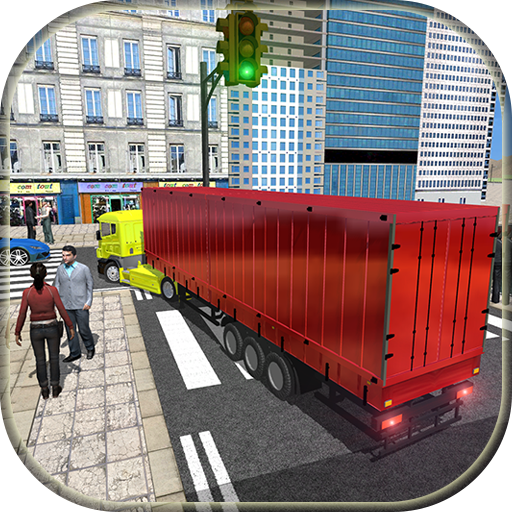 City Truck Pro Drive Simulator 1.7 MOD APK Dwnload – free Modded (Unlimited Money) on Android