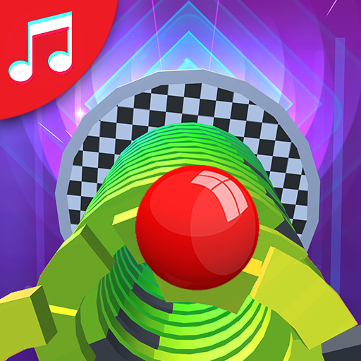 Color Stack Ball 3D: Ball Game run race 3D – Helix 7 MOD APK Dwnload – free Modded (Unlimited Money) on Android