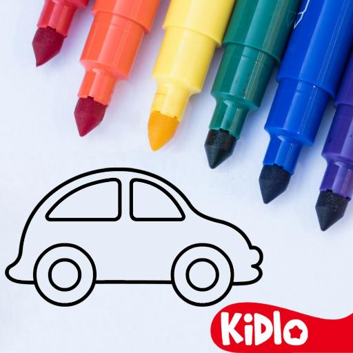 Coloring Games for Kids – Drawing & Color Book 2.4.5 MOD APK Dwnload – free Modded (Unlimited Money) on Android