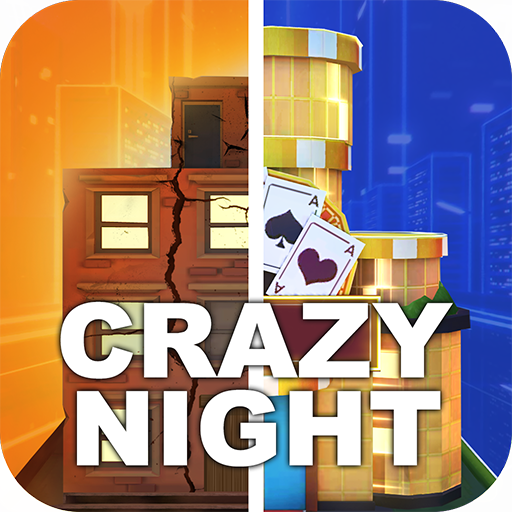 Crazy Night:Idle Casino Tycoon 0.35  MOD APK Dwnload – free Modded (Unlimited Money) on Android