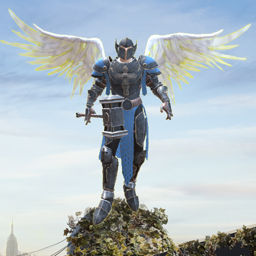 Crime Angel Superhero – Vegas Air Strike  1.1.1 MOD APK Dwnload – free Modded (Unlimited Money) on Android