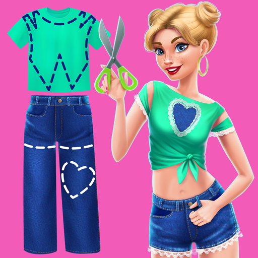 DIY Fashion Star – Design Hacks Clothing Game  1.2.5 MOD APK Dwnload – free Modded (Unlimited Money) on Android