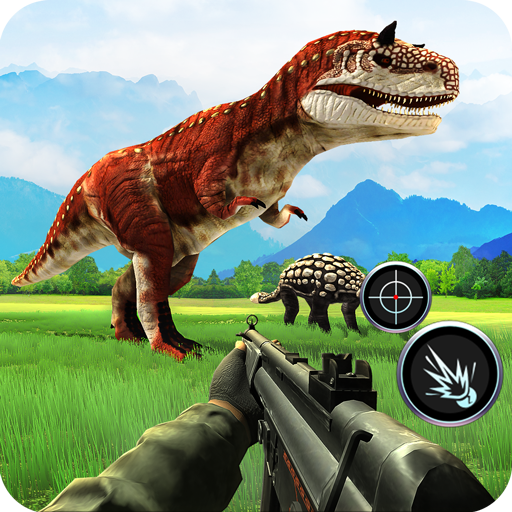 Dinosaur Hunter Sniper Jungle Animal Shooting Game  2.9 MOD APK Dwnload – free Modded (Unlimited Money) on Android