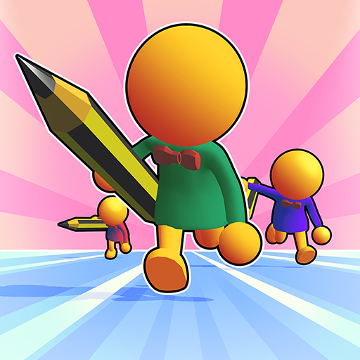 Doodle Run 1.1.4 MOD APK Dwnload – free Modded (Unlimited Money) on Android