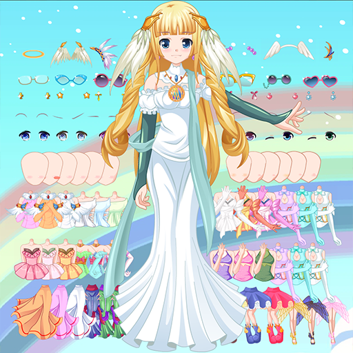 Dress Up Angel Avatar Anime Games 5.0.3 MOD APK Dwnload – free Modded (Unlimited Money) on Android