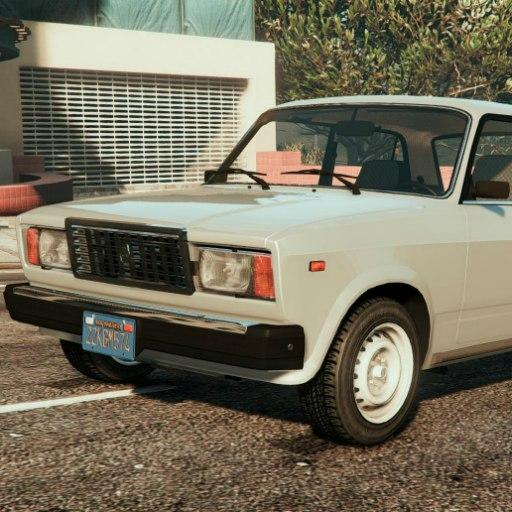Drive Classic VAZ 2107 Parking 5.9.9 MOD APK Dwnload – free Modded (Unlimited Money) on Android