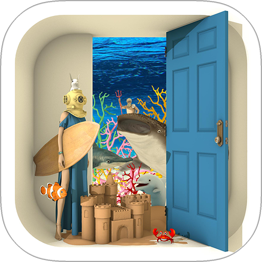 Escape Game: Marine Blue 2.0.0  MOD APK Dwnload – free Modded (Unlimited Money) on Android