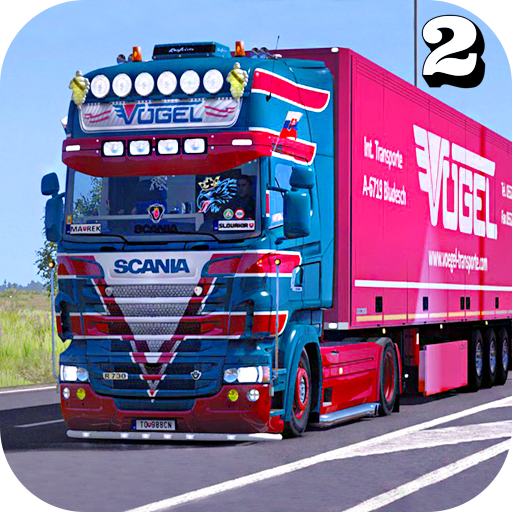 Euro Truck Transport Simulator 2: Cargo Truck Game 1.3 MOD APK Dwnload – free Modded (Unlimited Money) on Android