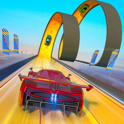 Extreme Stunts Car Chase Ramp GT Racing Car Games 1.12 MOD APK Dwnload – free Modded (Unlimited Money) on Android