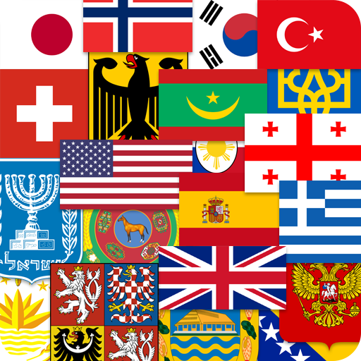 Flags of the World & Emblems of Countries: Quiz 2.16 MOD APK Dwnload – free Modded (Unlimited Money) on Android
