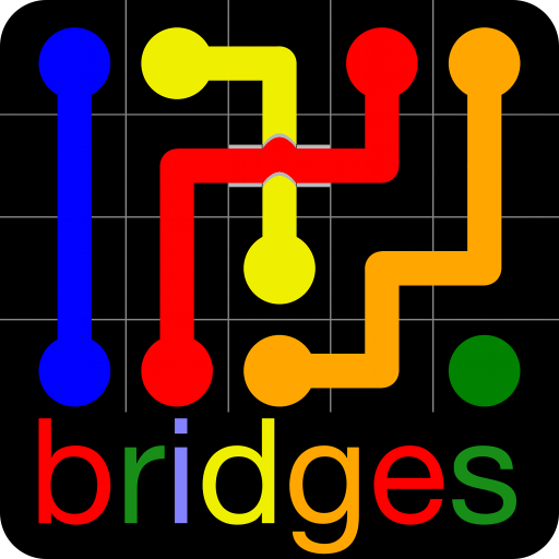 Flow Free Bridges  4.4 MOD APK Dwnload – free Modded (Unlimited Money) on Android