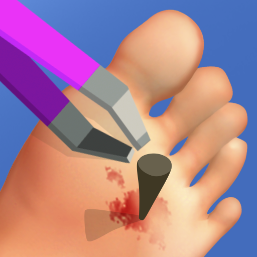 Foot Clinic ASMR Feet Care  1.4.9 MOD APK Dwnload – free Modded (Unlimited Money) on Android