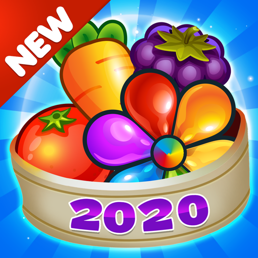 Garden Blast New 2020! Match 3 in a Row Games Free 2.1.4 MOD APK Dwnload – free Modded (Unlimited Money) on Android