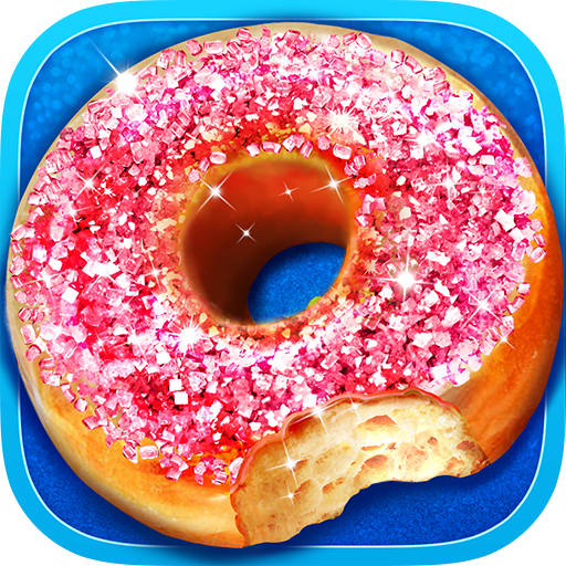 Glitter Donut – Trendy & Sparkly Food 1.4 MOD APK Dwnload – free Modded (Unlimited Money) on Android